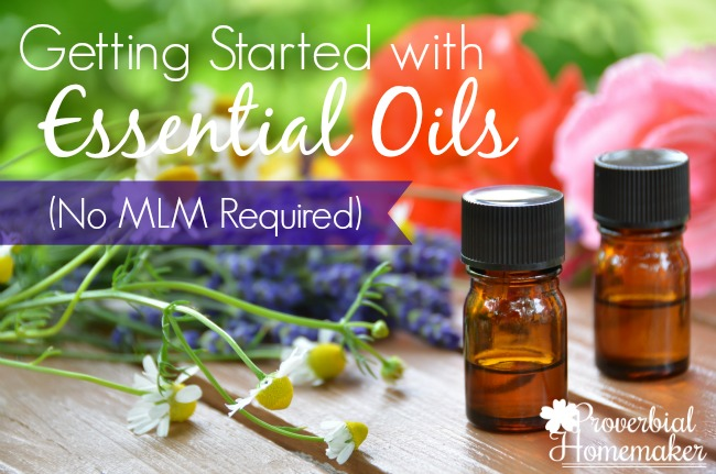 Getting Started with Essential Oils eCourse