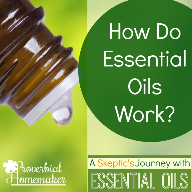 This is so cool! Explains the science behind how essential oils work.