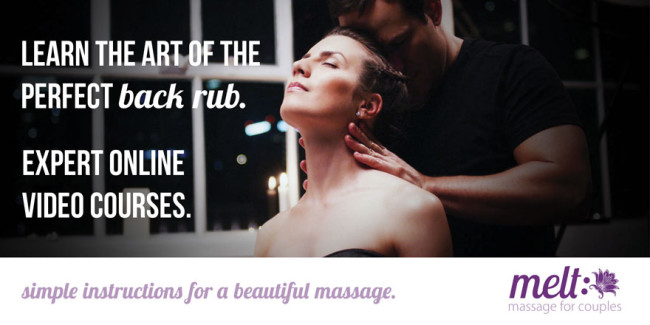 My husband would love this! Pamper him with a killer back massage. Definitely check out this massage course and the awesome deal and bonus videos running!