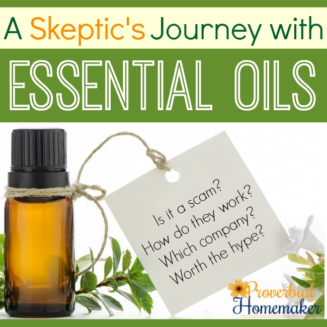Skeptical about essential oils? This series digs into the facts for an honest look. Is it just a fad? Or really worth the money?