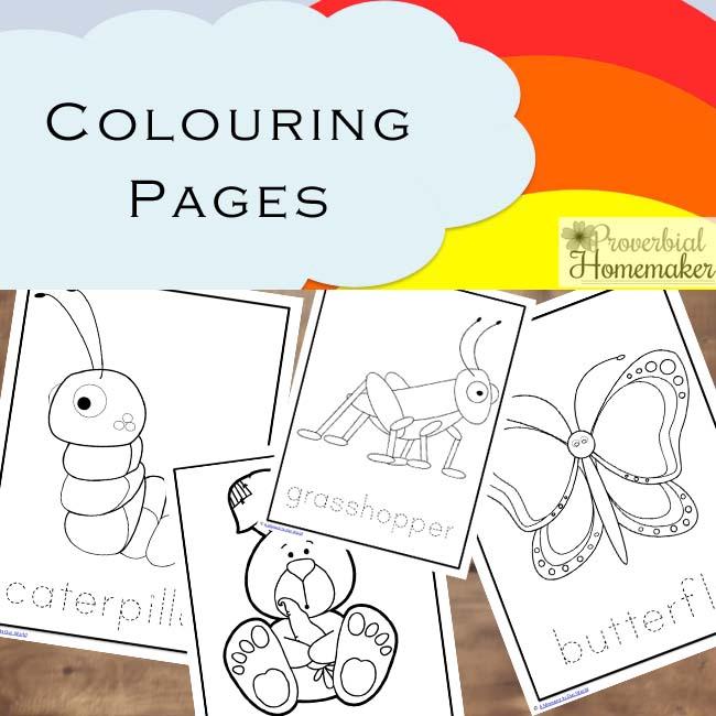 Spring Printable Pack 2