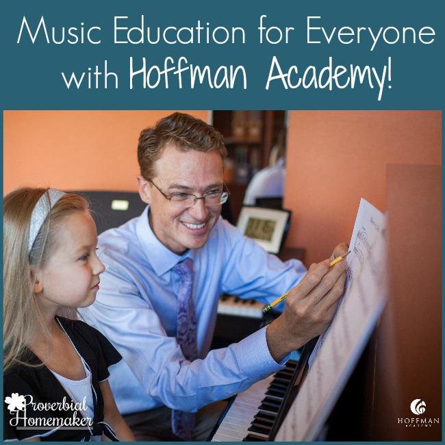 Music education for everyone - love the generosity and purpose behind the Hoffman Academy online piano classes!