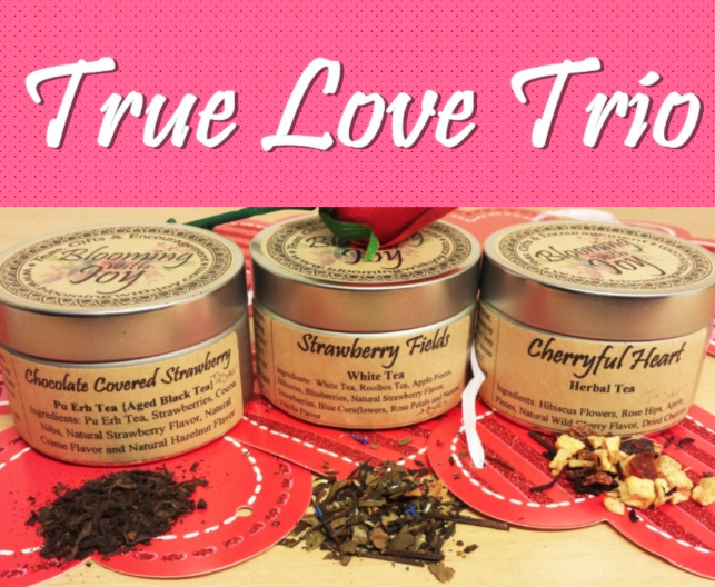 What a sweet gift for a wife, mom, grandma, or neighbor for Valentine's Day!