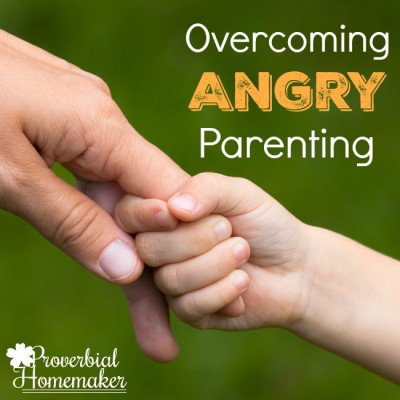 Overcoming Angry Parenting (Book Club & Review)