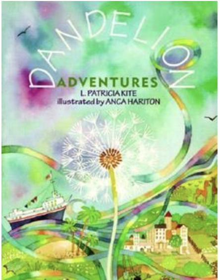 Dandelion Adventures for dandelion unit study