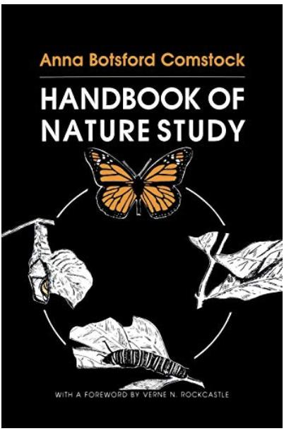 Handbook of Nature Study for dandelion nature study