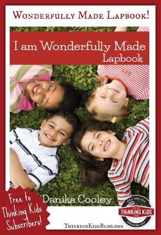 Labbook about the development and value of pre-born life, goes along with Wonderfully Made by Danika Cooley