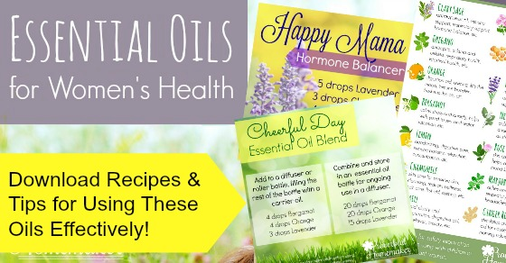 Essential Oils for Women's Health DOWNLOAD
