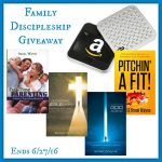 Family Discipleship Giveaway! ($100+ in resources)