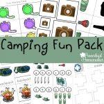 Camping Printable Pack