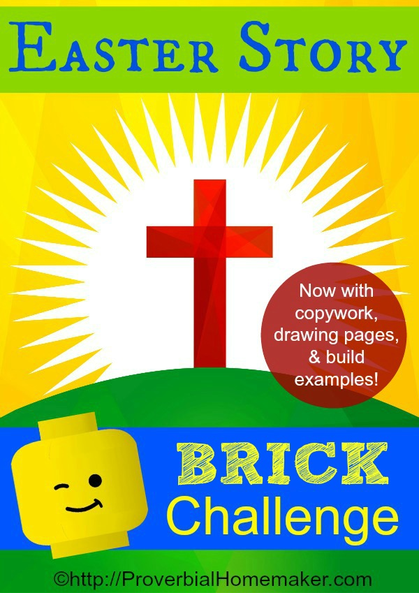 Easter Story Brick Challenge