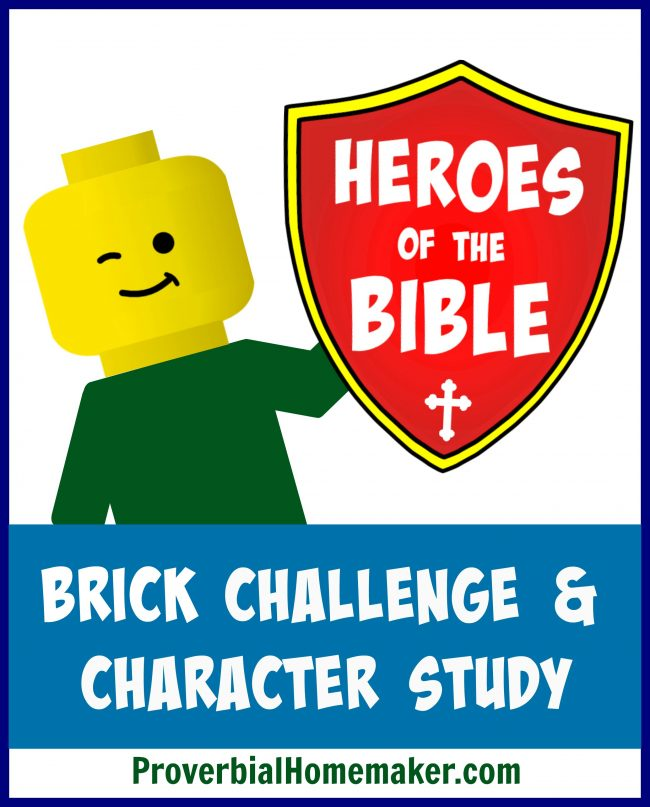 Teach your kids about God and His Word while studying 20+ key characters in the Bible!