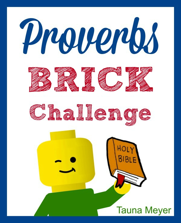 Proverbs Brick Challenge