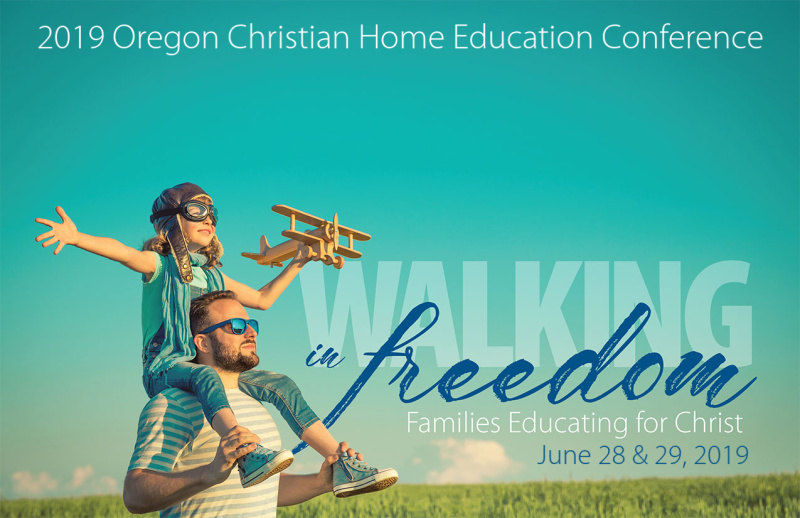 Oregon Christian Home Education Conference OCEANetwork conference