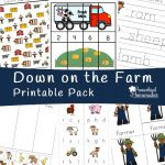 Down on the Farm Printable Pack