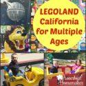 LEGOLAND for Multiple Ages!