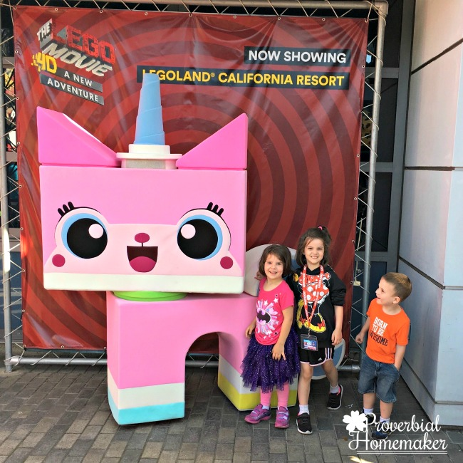 Hanging out with characters at Lego Land California (LEGOLAND for Multiple Ages)