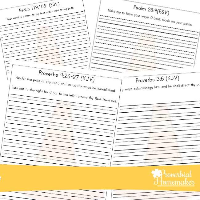 Construction Bible Verses