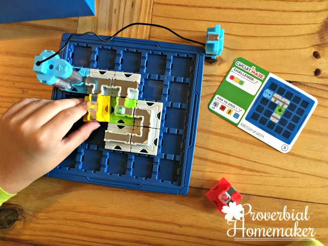 Logic Puzzles: Fun Way to Learn About Electricity - Proverbial Homemaker