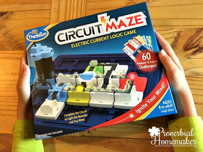 Fun Way to Learn About Electricity using Circuit Maze!