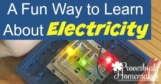 Fun Way to Learn About Electricity using Circuit Maze logic puzzles!
