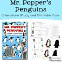 Mr. Popper's Penguins Literature Study