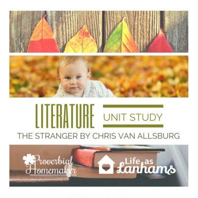 The Stranger – Literature Unit Study (Free Printable!)