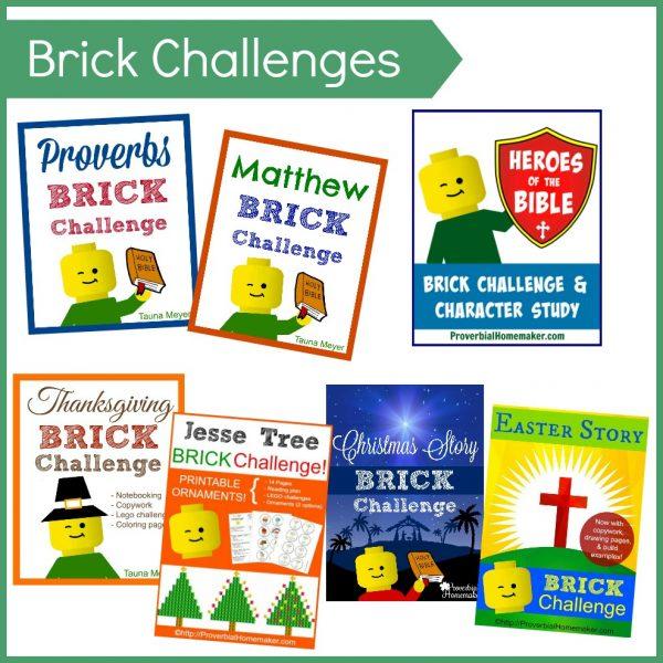 Brick Challenges (Digital)