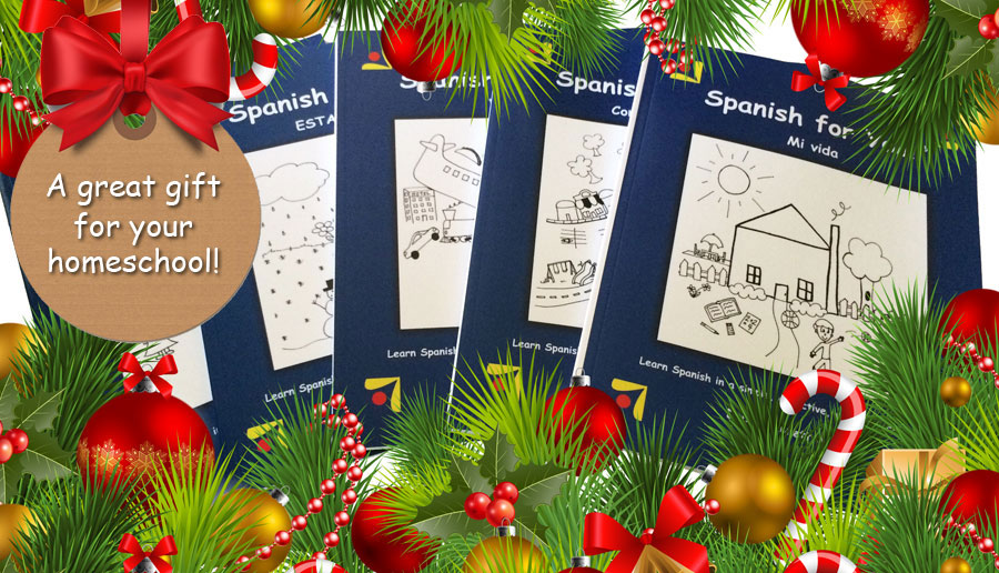 Spanish For You (Curriculum GIVEAWAY!) - Proverbial Homemaker