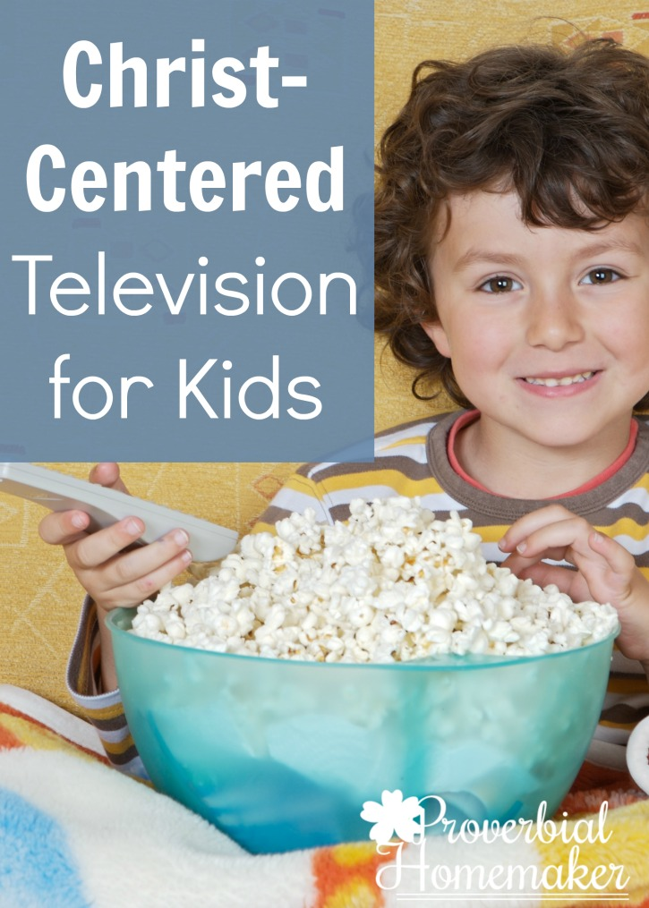 Great Christ-centered television for kids with the streaming service JellyTelly!