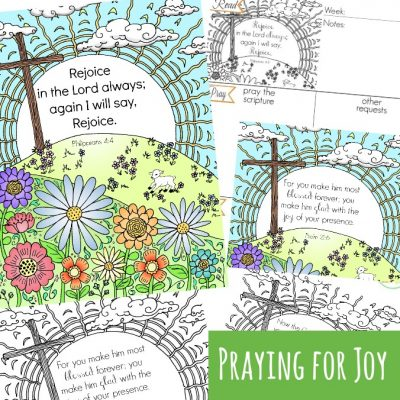 Praying for Joy in Your Family
