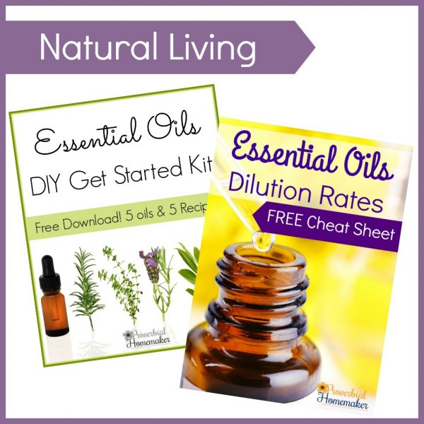 Essential Oils & Natural Living