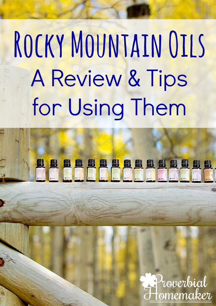 Looking for Rocky Mountain Oils reviews? Check out this review with info on why she chose it, and recipes and tips to get started.
