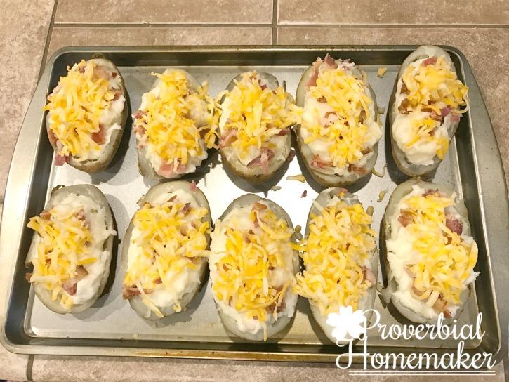 InstantPot Twice Baked Potato Recipe 3