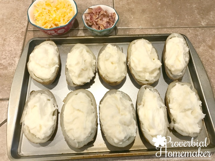 InstantPot Twice Baked Potato Recipe 5