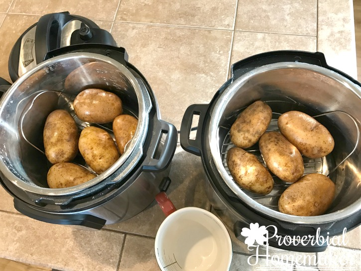 InstantPot Twice Baked Potato Recipe 7