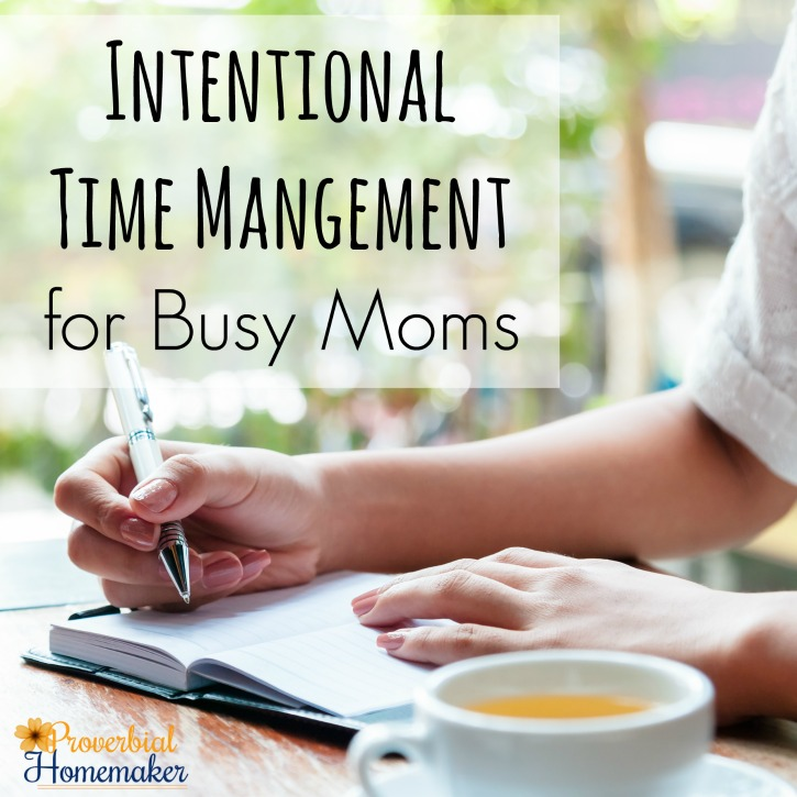 Intentional Time Management Tips (Mini-Course + Printable)