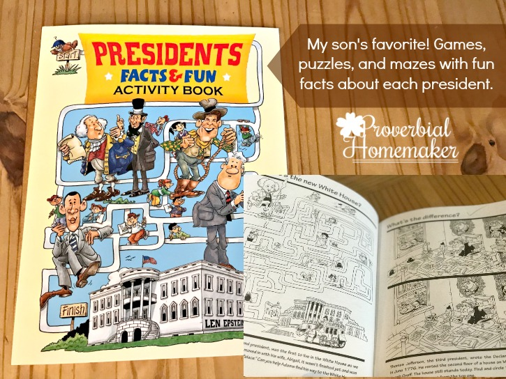Looking for some simple ways to make American History fun for kids? These Dover books are fantastic!