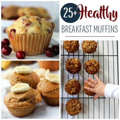 25+ Healthy Breakfast Muffins