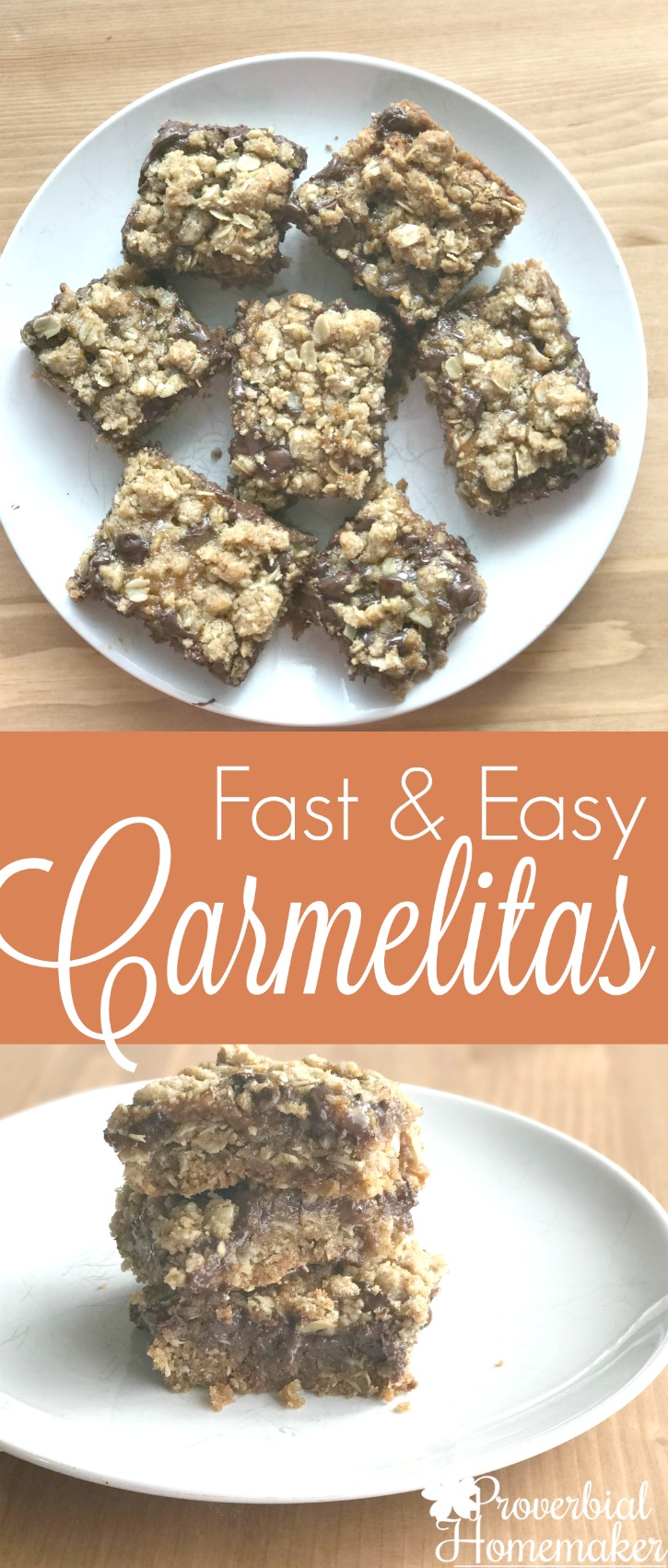 You'll LOVE this simple and easy Carmelitas recipe! It's a crowd-pleaser perfect for holidays or a sweet surprise.