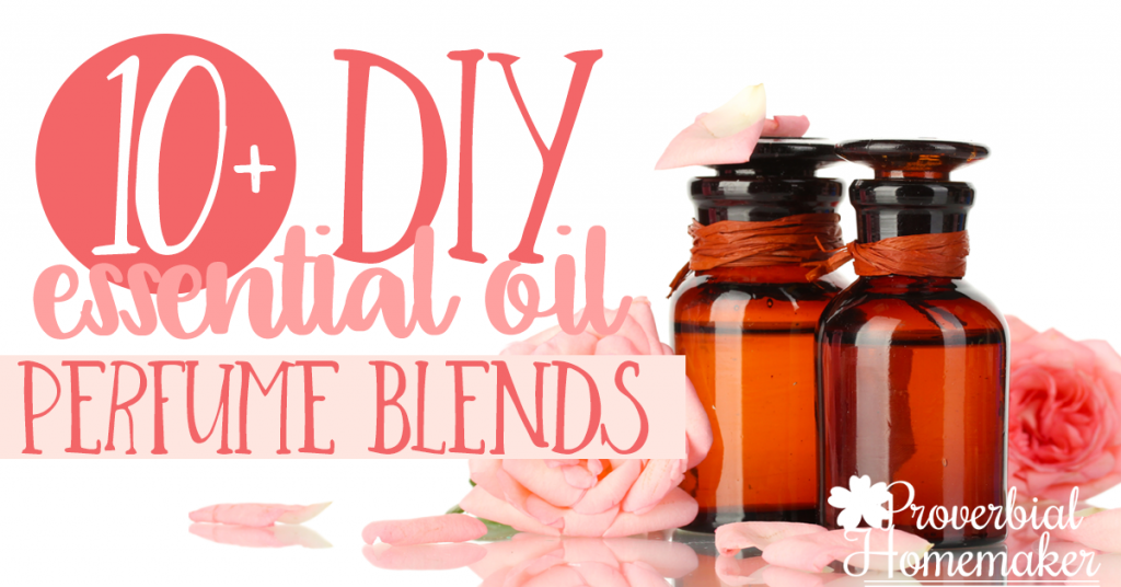 These essential oil perfume recipes are SO simple and perfect for a gift or finding your signature scent!