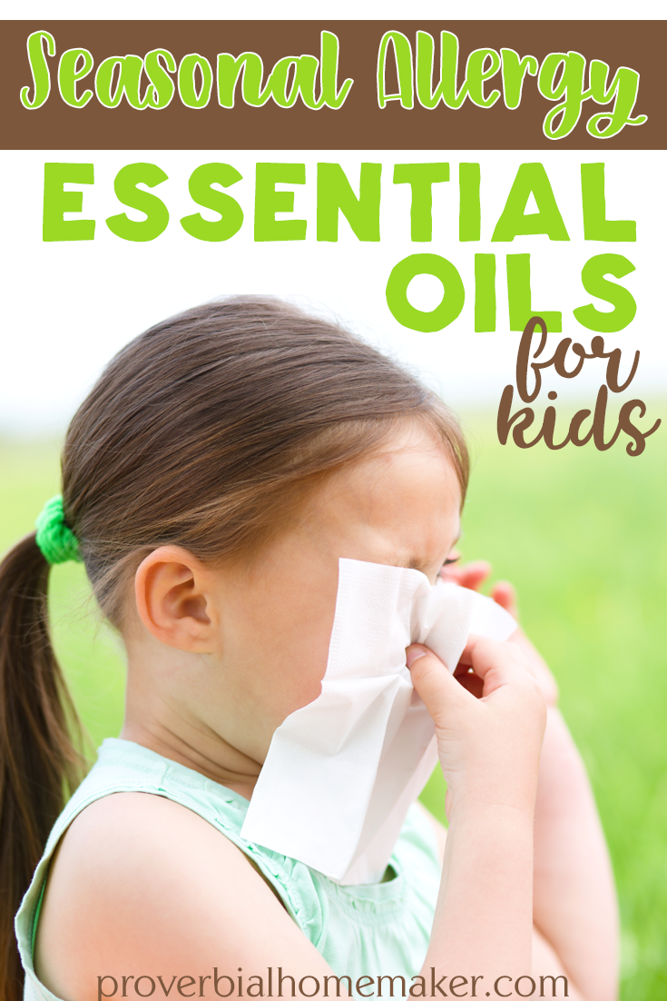 Are your kids suffering from seasonal allergies? Try these suggestions and get those kiddos some relief!