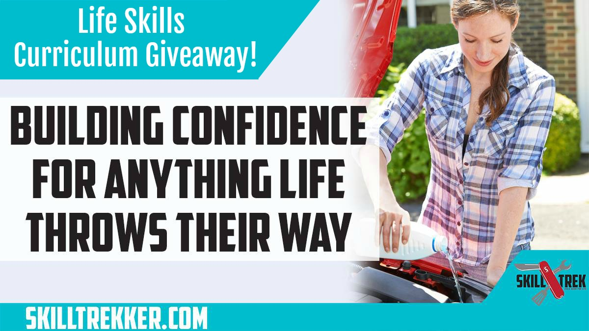 Teaching life skills to your kids is now easier than ever with SkillTrek for parents and homeschoolers!