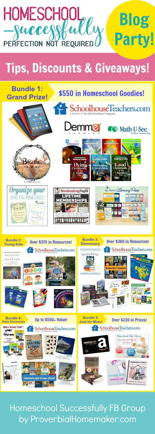 Homeschool Successfully Facebook group is a community for REAL homeschool moms to give up the quest for perfection and encourage and equip each other for their daily homeschooling!
