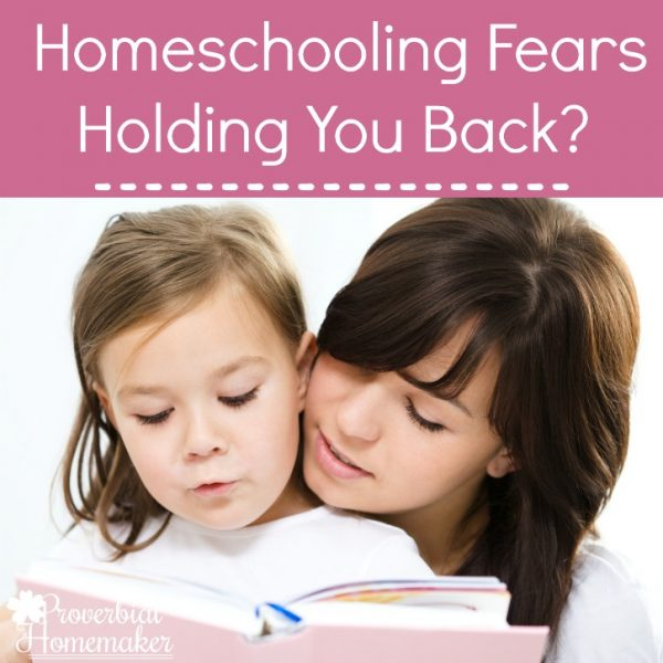 Struggling with doubts and homeschooling fears? Find the encouragement and confidence you need!
