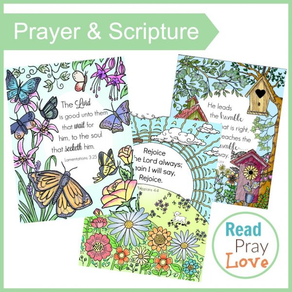 Prayer & Scripture