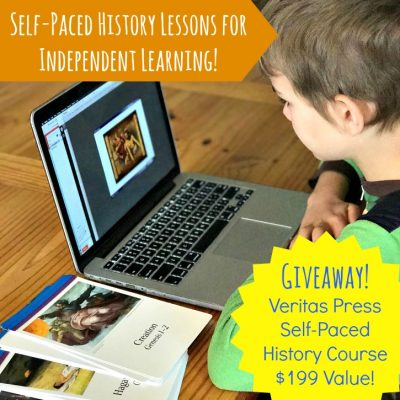 Self-Paced History Lessons for Independent Learning