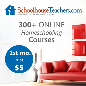 SchoolhouseTeachers.com courses for just $5