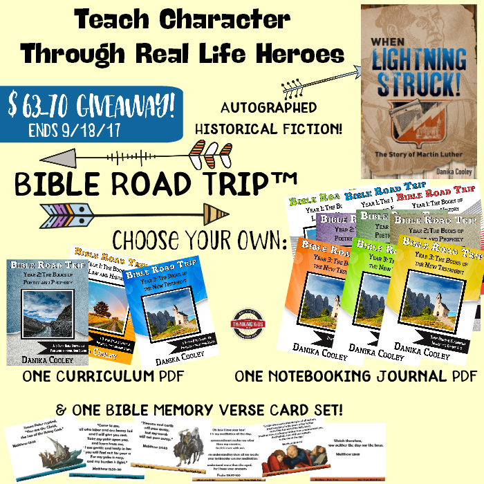 Teach Character Through Real-Life Heroes withe these fantastic resources!