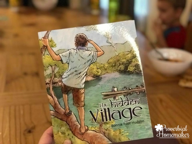 The Hidden Village is a fantastic book that helps children see the importance of having a heart for other cultures and spreading the gospel.